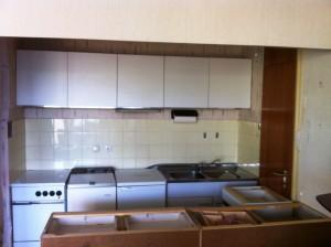 Küchenrenovierung 1