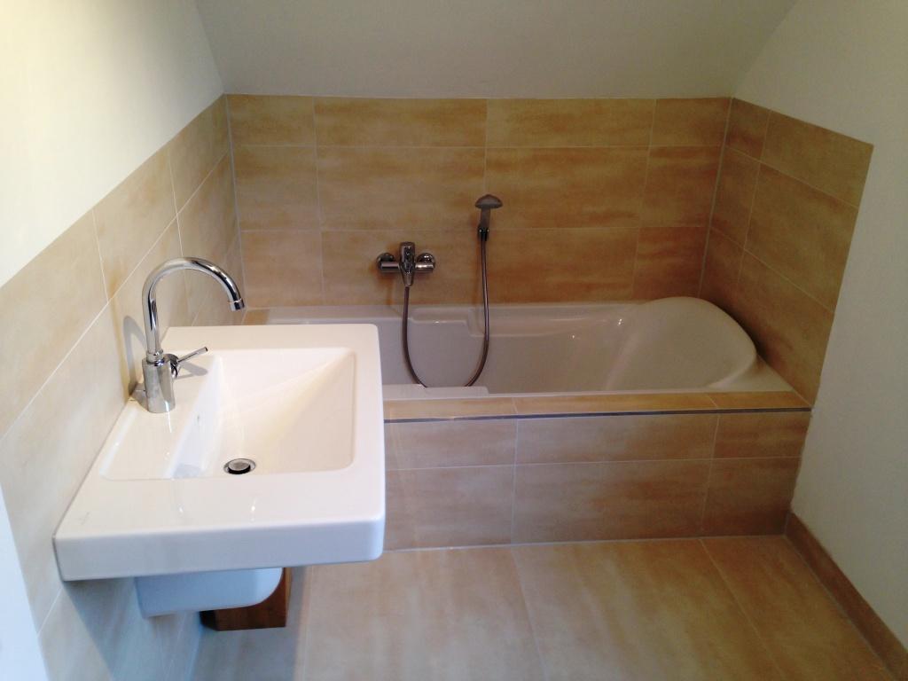 Badezimmer Sanierung | Handwerker Service Marco Dürlinger